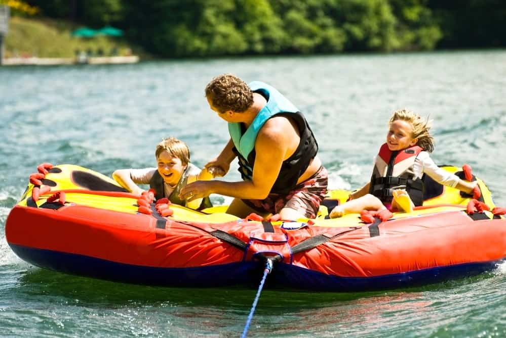 Best Towable Tubes For Boating Inflatables Life